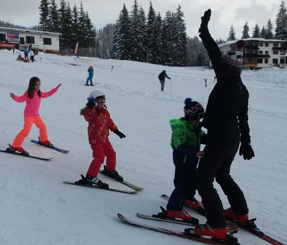 Ски обучение цени