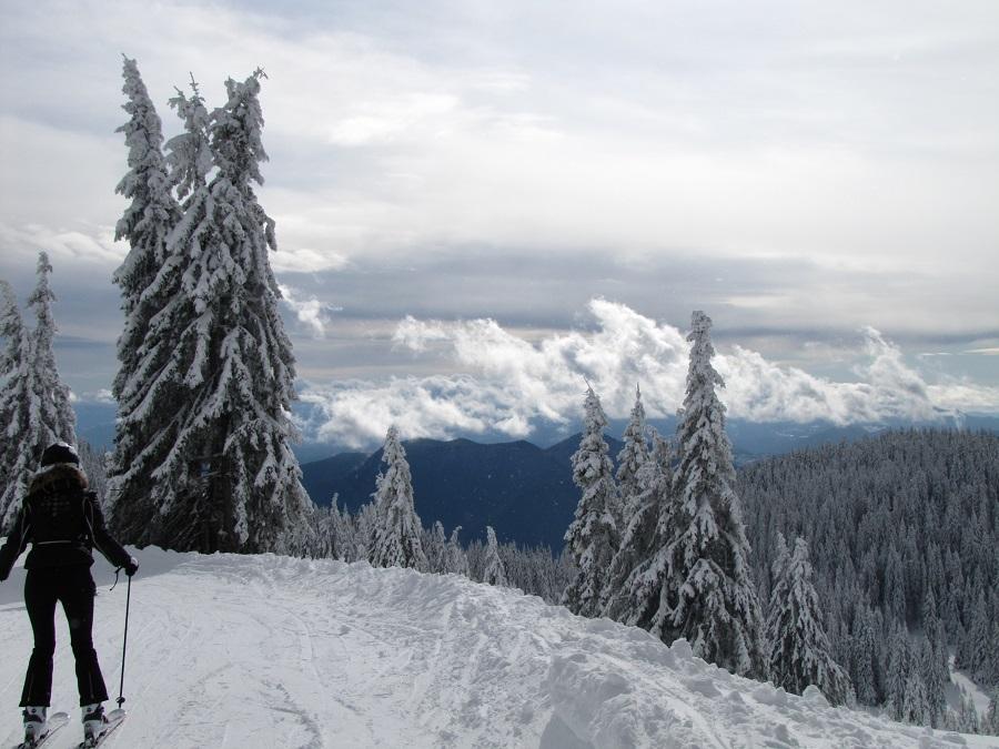 Ски спускане