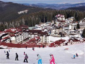 Ски обучение