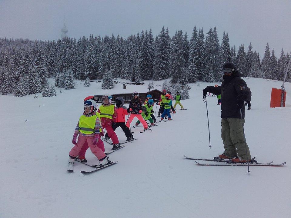 Ски лагер Пампорово