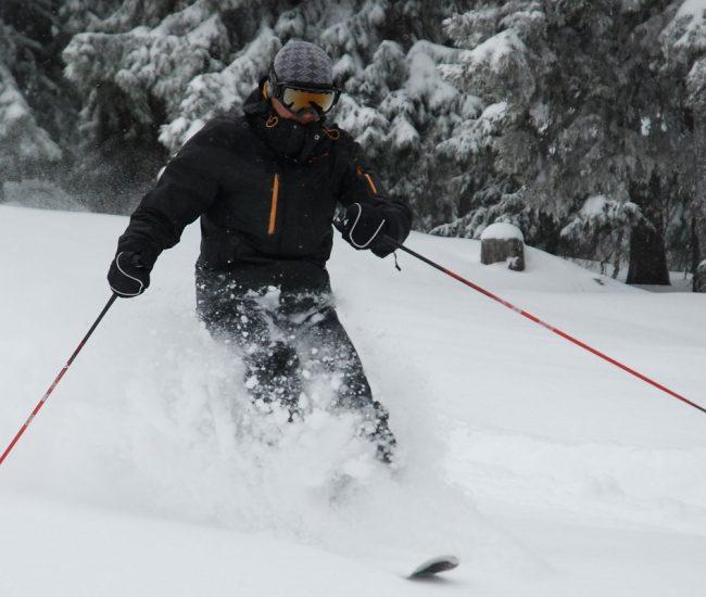 Как да стана добър скиор?