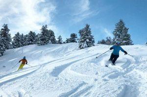 Ски извън писти