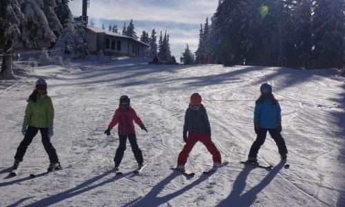 Детски ски лагер