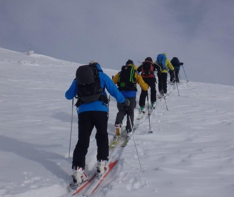 Ски туринг Перелик