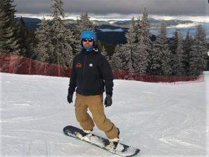 Тодор учител сноуборд