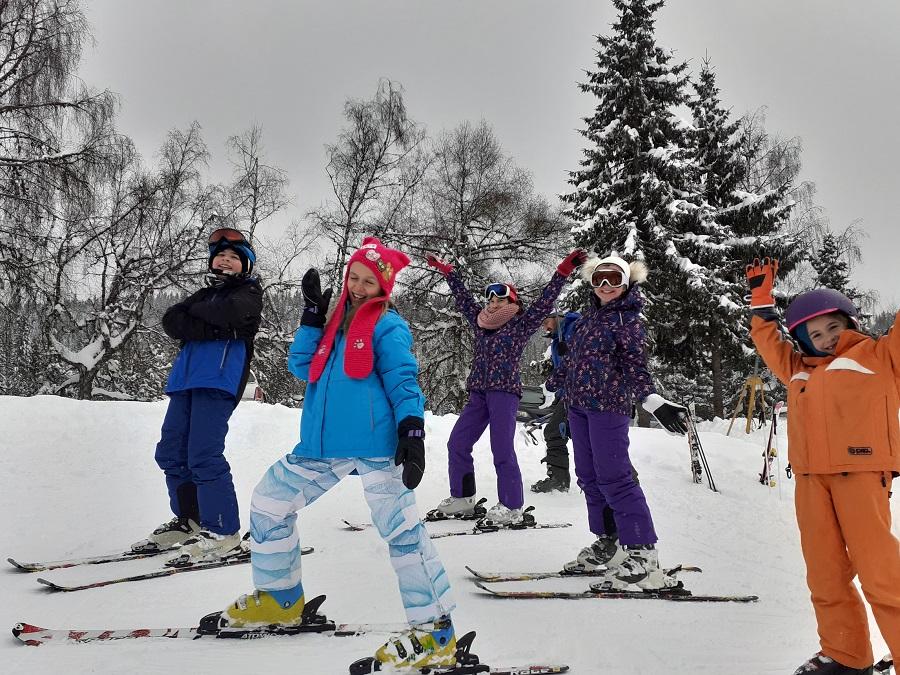 Ski obuchenie