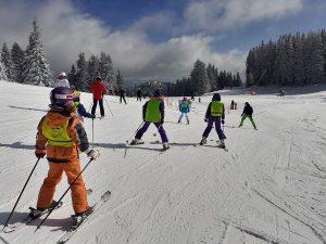 ски обучение за начинаещи