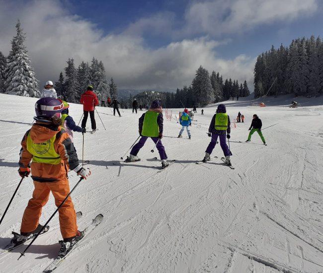 Ски лагер – инвестиция във вашето дете