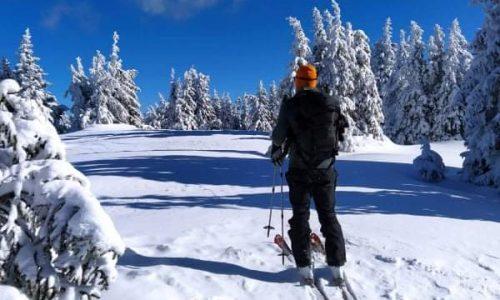 Ски туринг в района на Перелик